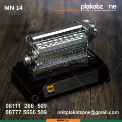 souvenir miniatur unik PLN